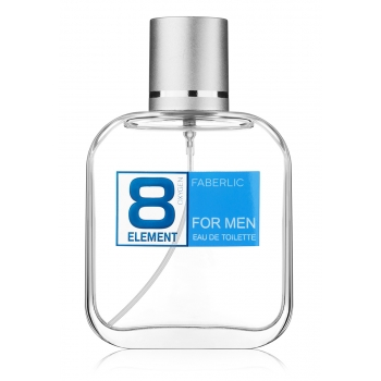 Eau de Toilette 8 Element for Men