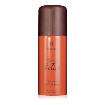 Uomo Felice Perfumed Spray Deodorant for Him