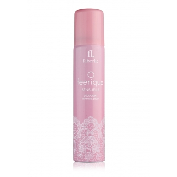 O Feerique Sensuelle Perfumed Spray Deodorant