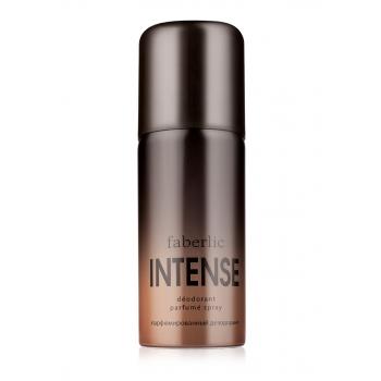 Parfimēts izsmidzināmais dezodorants vīriešiem Faberlic Intense