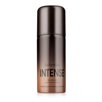 Парфюмированный дезодорантспрей для мужчин Intense