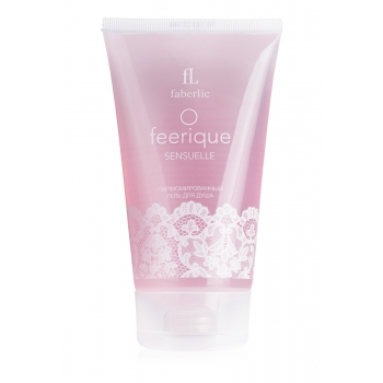 O Feerique Sensuelle Perfumed Shower Gel