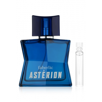 Asterion Eau de Toilette For Him test sample