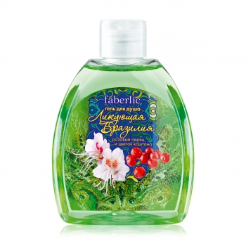 Jubilant Brazil Shower Gel