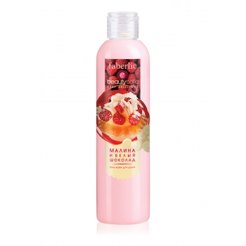 Raspberry  White Chocolate Creamy Shower Gel