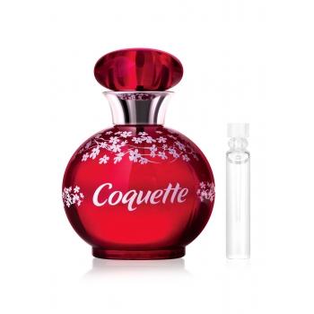 Пробник парфюмерной воды для женщин Coquette