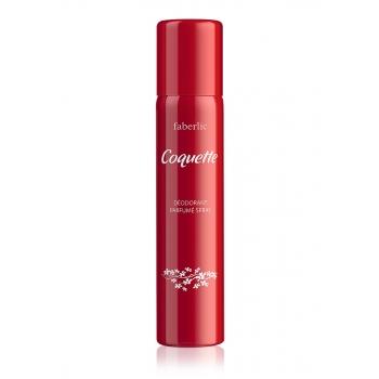 Парфюмированный дезодорант для женщин Coquette