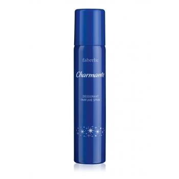 Charmante Perfumed Spray Deodorant for Her