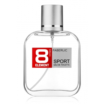 Eau de Toilette 8 Element Sport for Men