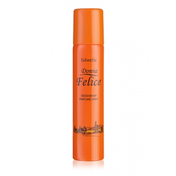Donna Felice Perfumed Spray Deodorant for Her