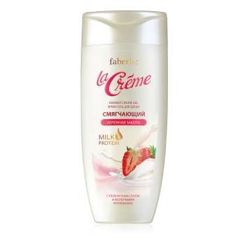 Gentle Care Softening Shower CreamGel