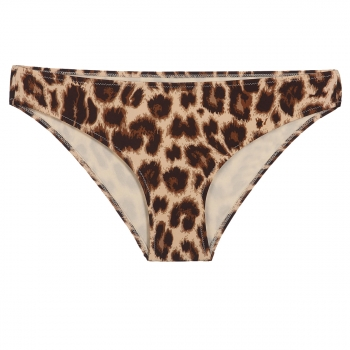 Swim Briefs printed beige
