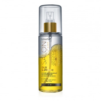 SALONCARE TWOPHASE NOURISHING SPRAY FOR ALL HAIR TYPES