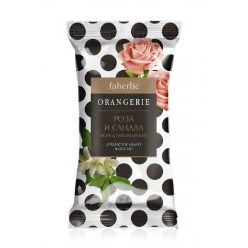Душистое мыло Роза и cандал