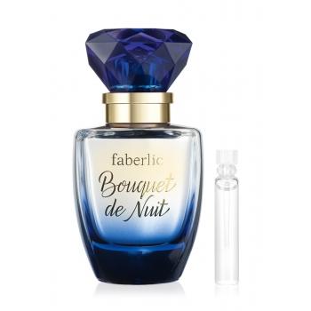 Пробник парфюмерной воды для женщин Bouquet de Nuit