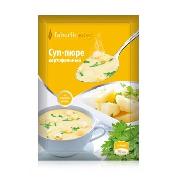 Продукт моментального приготовления  Суппюре картофельный на курином бульоне