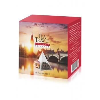 Чай Tea Travel черный с бергамотом