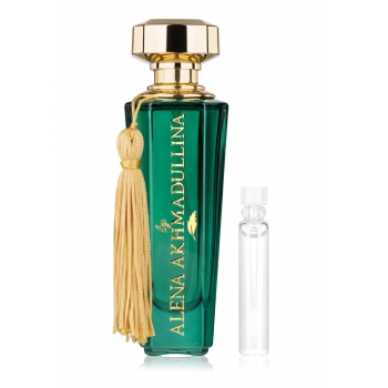 Пробник парфюмерной воды faberlic by Alena Akhmadullina