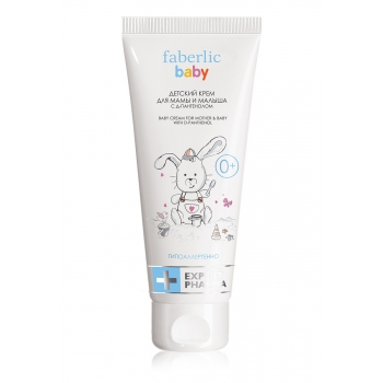 Baby Cream for MotherBaby with Dpanthenol