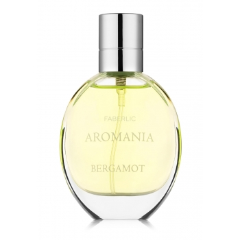 Туалетная вода для женщин Aromania Bergamot