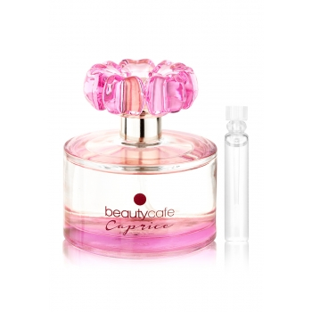 Пробник парфюмерной воды для женщин  beautycafe Caprice