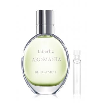 Aromania Bergamot Eau de Toilette for her tester