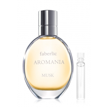 Aromania Musk eau de toilette sample