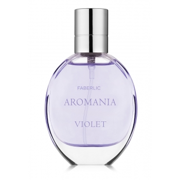 Aromania Violet Eau de Toilette for Her