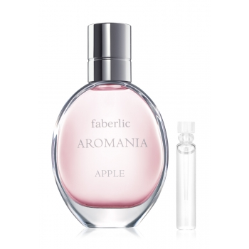 Aromania Apple Eau de toilette for Her tester