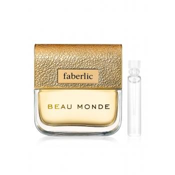 Beau Monde Eau de Parfum For Her test sample