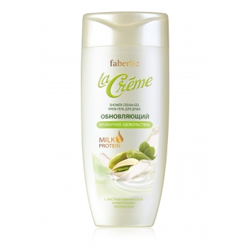 Aromatic Pleasure Renewing Shower CreamGel