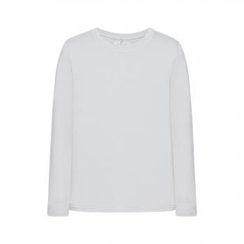 117B2902 Трикотажная футболка для мальчика цвет белый