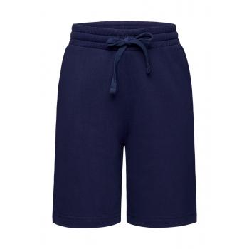 117B3401 Trikotāžas šorti zēnam tumši zilā krāsā