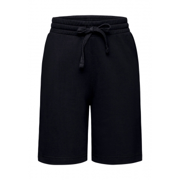 Трикотажные шорты для мальчика цвет черный