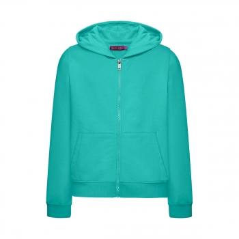 Girls Knitted Sweatshirt menthol