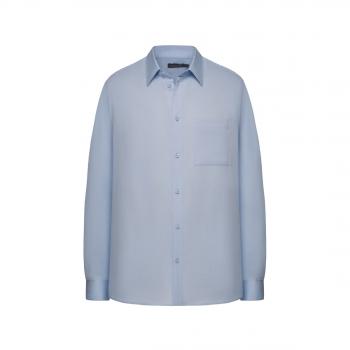 Рубашка для мужчины цвет светлоголубой