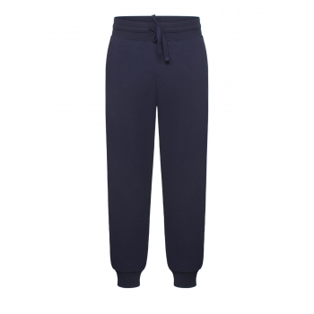 Mens Jersey Trousers dark blue