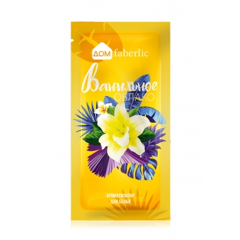 Vanilla Cloud Wardrobe Scented Sachet