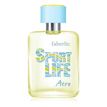 Sportlife Aero Eau de Toilette for Her