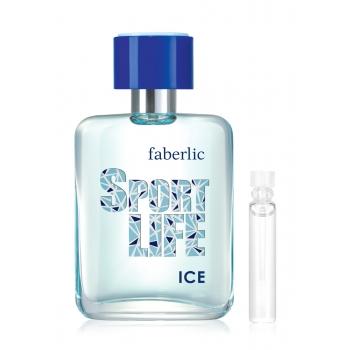 Sporlife Ice Eau de Toilette for Him test sample