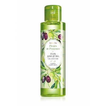 Olive  Bergamot Shower Gel
