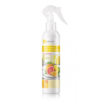 WaterBased Room Spray Citrus