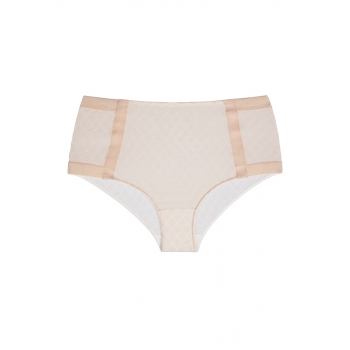 Orly High Waist Slip Briefs beige