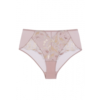 Orse High Waist Briefs beige grey