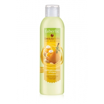 Caramelized Pear Cream Shower Gel