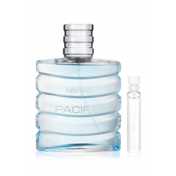 Pacific Eau de Toilette For Him test sample