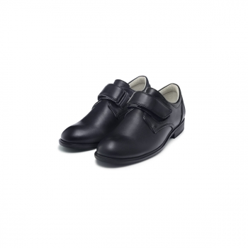 Gentleman shoes for boy black