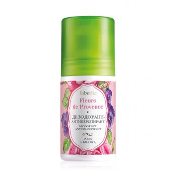 Rose  Violet Deodorant Antiperspirant