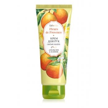 Крем для рук Апельсин  ваниль