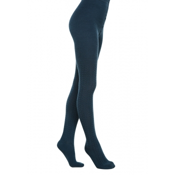 Forest Tale Soft elastic cotton tights SD135 blue